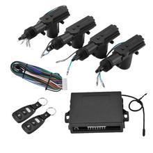 VODOOL Universal Remote Control Car Central Lock Locking Keyless Entry System Kit