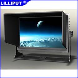 LILLIPUT 10.1 1280X800 3G-SDI IPS LED Touch HD Camera Monitor Broadcast HDMI Monitor Peaking Waveform