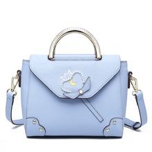 2018 Для женщин мешок моды случайные высокое качество женская сумка кожаная сумка