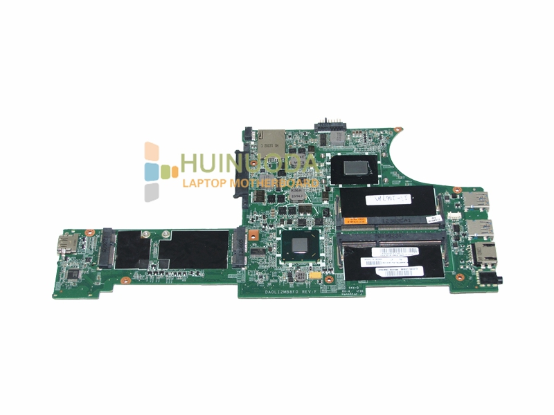 все цены на  NOKOTION FRU: 04W3645 for Lenovo ThinkPad X131e motherboard Intel HM77 I3-2367M cpu Onboard DDR3 DA0LI2MB8F0 REV F  онлайн