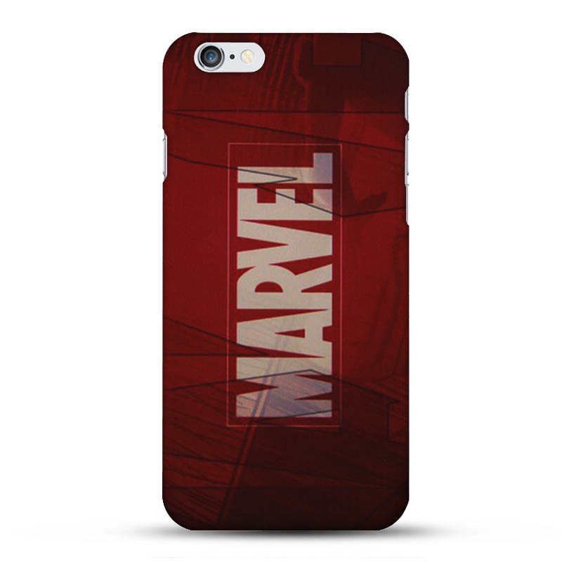 Marvel Flip Style Shell Cover for Iphone 6 6s