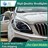 JGD Brand New Styling For Opel Mokka LED Headlight 2014 2016 Headlight Bi Xenon Head Lamp