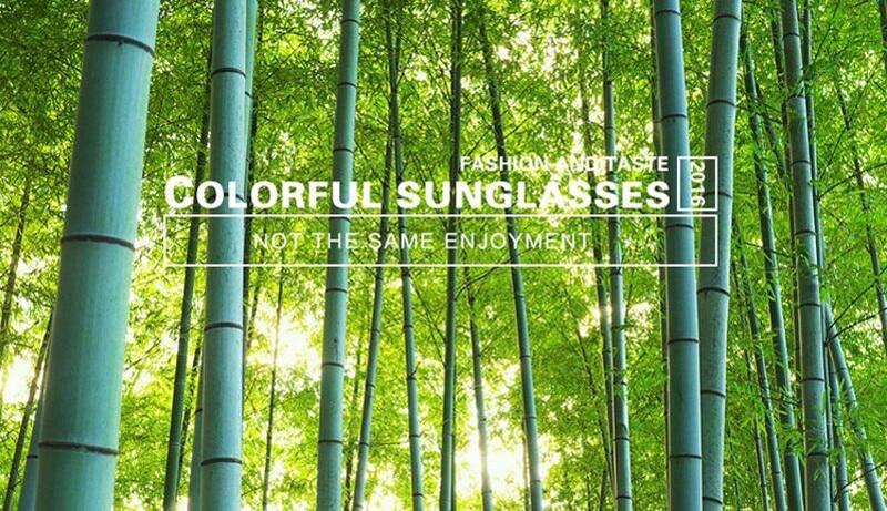 2016 New Bamboo Polarized Sunglasses Men Wooden Sun glasses Women Brand Designer Original Wood Glasses Oculos de sol masculino 1