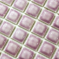 25x25mm Purple Color Ceramic Mosaic Bathroom Shower Floor Wall Tiles Hallway Sun Room Mosaic Tiles Blue