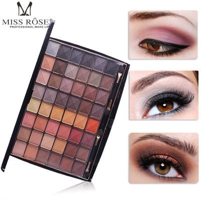 Good Missrose New Women Make Up Color Eye Shadow Palette Makeup Eyeshadow Palette цены онлайн