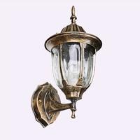 Outdoor wall lamp,light weight,waterproof (IP65) European wall,LED Porch Lights, patio/balcony/Landscape lights/garden lights