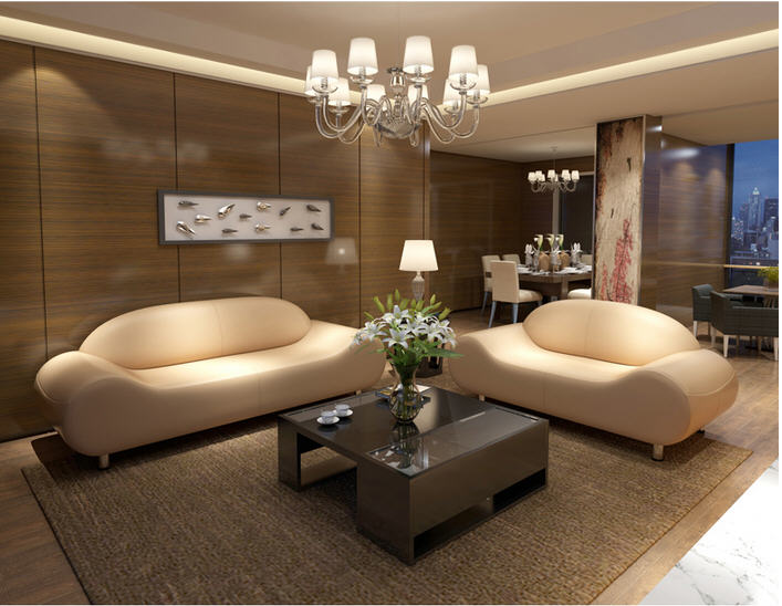 Awesome Genuine Leather Sectional Sofa 2 3 Seater Living Room Sofa Gmtry Best Dining Table And Chair Ideas Images Gmtryco