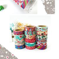 Christmas Stickers Holly Leaves Berries Christmas Washi Tape Set Balloon Gifts Card Making Stationery Scrapbooking 17PCS