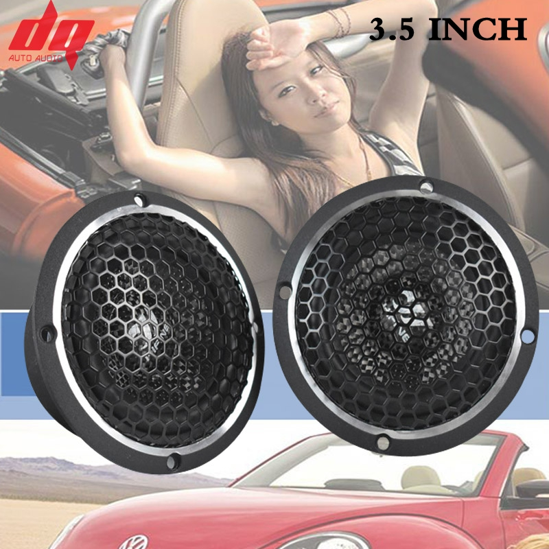 Car audio midrange speaker Germany HIFI 3 5 inch midrange speaker three way speaker in the
