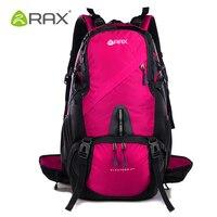 Rax Men Women Outdoor Waterproof Hiking Climbing Backpacks Tactical Bag Hunting Mountain Rucksack Bags 34 6C003