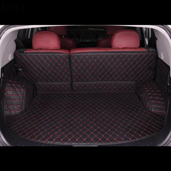 MILI Custom car trunk mats for Mazda all models CX-5 mazda 3 6 CX-4 CX-7CX-9 car styling