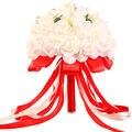 Top Selling Bouquet De Mariage Beautiful Wedding Bouquet Bride Bridesmaid Hand Wedding Flowers Bridal Bouquets buque de noiva