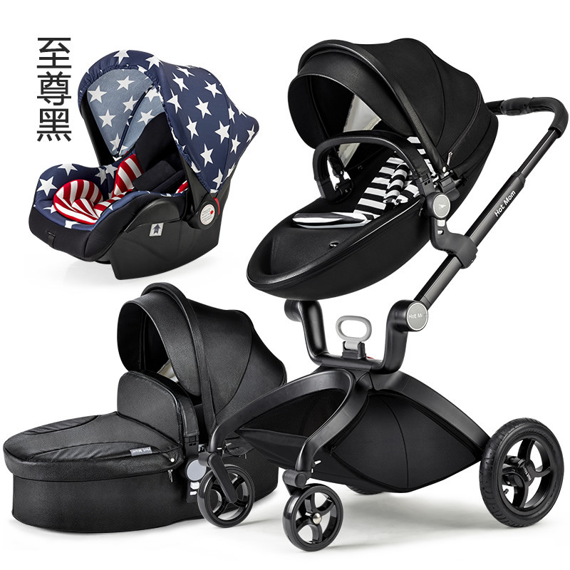 European Baby Strollers,Baby Carriage 3 in 1,Luxury Baby ...