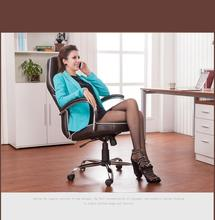 fashion office chair black red white color free shipping