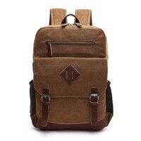 New Arrive Original Z L D Canvas Leather Men Travel Bags Men Duffel Bags Travel Tote