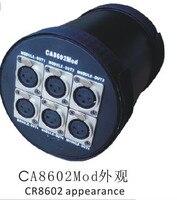 Популярный 6 канальный dmx усилитель DMX модульный разделитель 6 каналов для подвижной головки сценическое осветительное оборудование