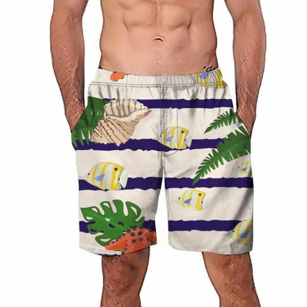 Kurulu Şort Plaj yüzme şortu Erkekler için Bordshorts Bermuda Mayo Sörf Swimshorts Hızlı Kuru Mayo 2019 Mayo Apr29