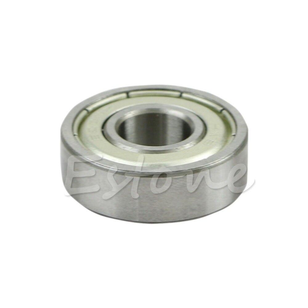 OOTDTY 1Pc 6000-ZZ Metal Shields Bearing 6000 2Z Bearings 6000ZZ 10x26x8 mm 6000-Z