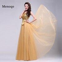 Dressy New Star 2017 New Design Sexy V Neck Prom Dresses Tulle Floor Length Long Party