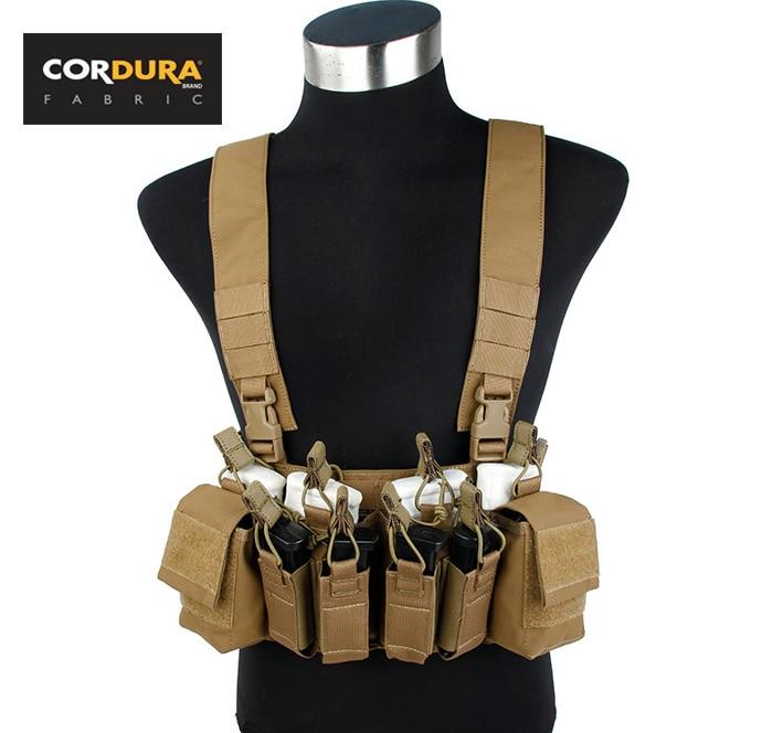 Codura Д3 CRX и грудь Rig Койот коричневый тактический легкий вес боевое снаряжение+Бесплатная доставка(STG050943)
