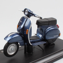 childs 1 18 scale brand small maisto Piaggio Vespa PX P 150 X 1978 motor scooter motorcycle street bike diecast car toy models
