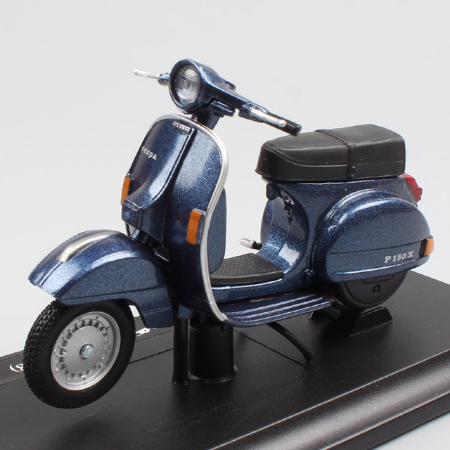 Cheap Sale Child's 1 18 scale brand small maisto Piaggio