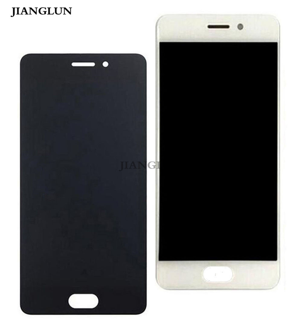 JIANGLUN For 5.2 Meizu Pro 7 LCD Touch Screen Digitizer Sense Assembly Black / WhiteJIANGLUN For 5.2 Meizu Pro 7 LCD Touch Screen Digitizer Sense Assembly Black / White