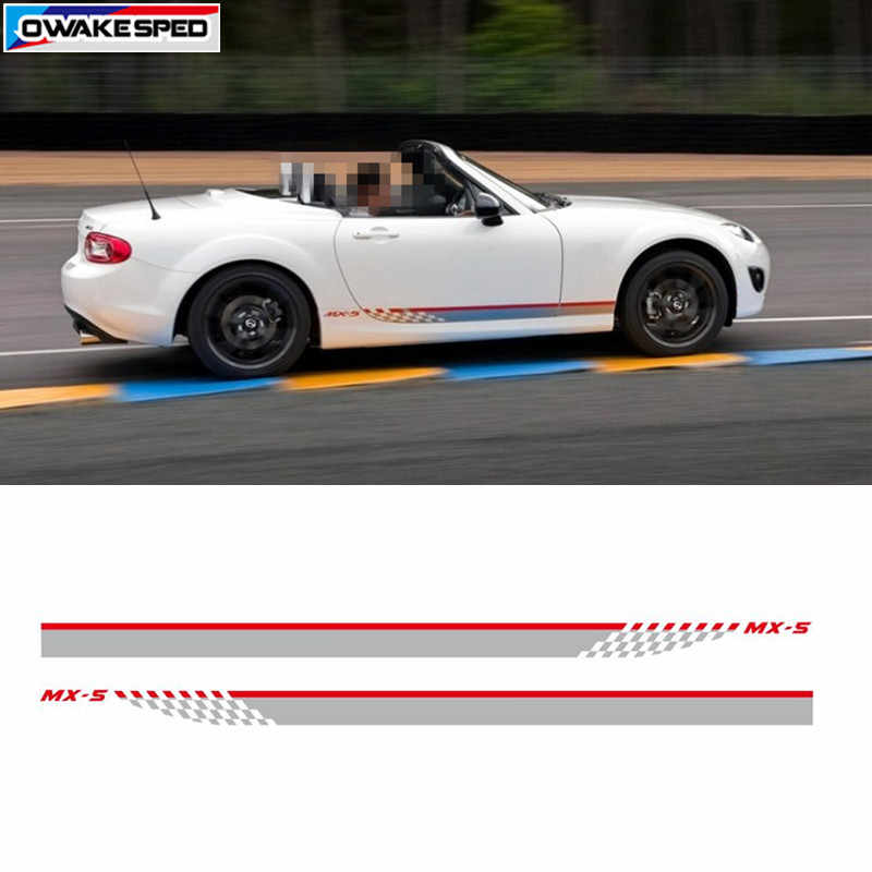 Detail Feedback Questions about For Mazda MX 5 Racing