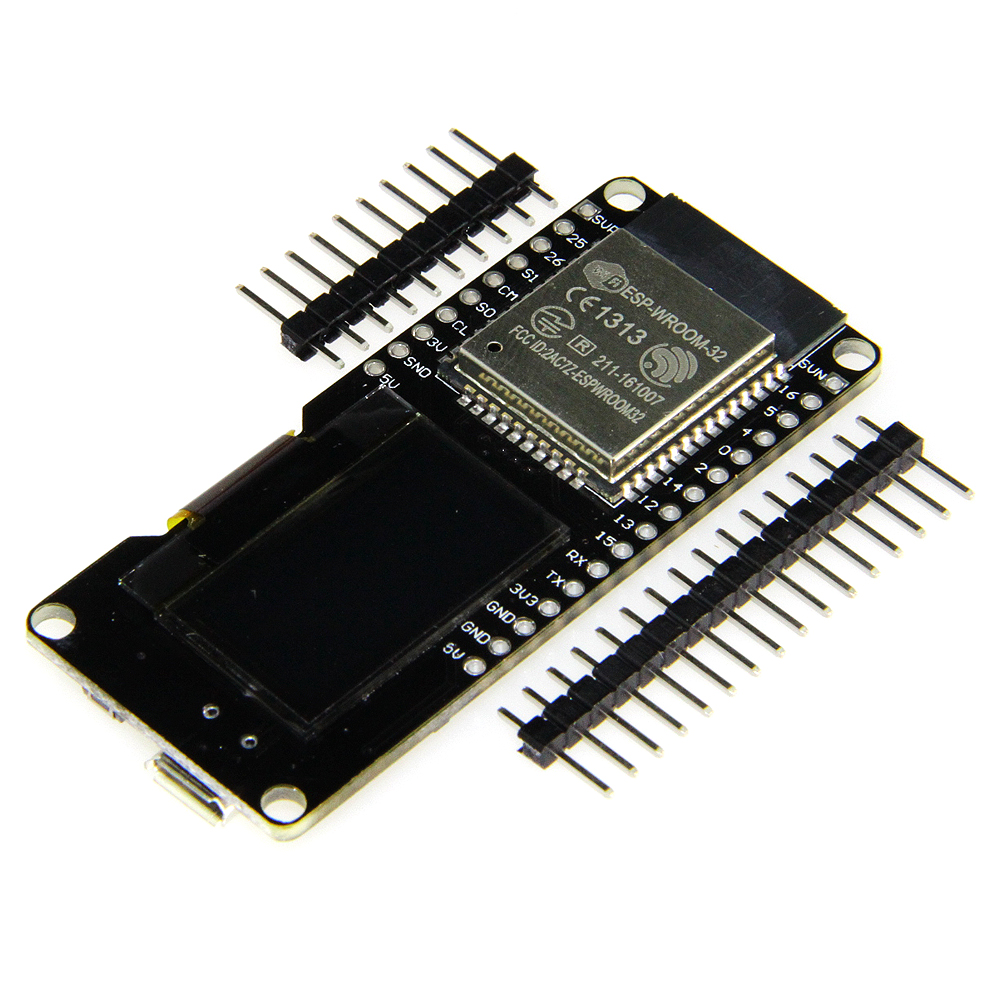 ESP32 OLED &for Arduino ESP32 OLED WiFi Modules+ Bluetooth Dual ESP-32 ESP-32S &OLED