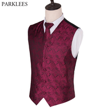 8fbfd68cf23c4 Buy mens wedding ties and waistcoats and get free shipping on AliExpress.com