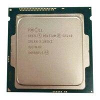 Intel Pentium Processor G3240 3.1g LGA1150 22 nanometers LGA1150 3M Cache Dual Core CPU Processor TPD 53W ,have a g3220 sale