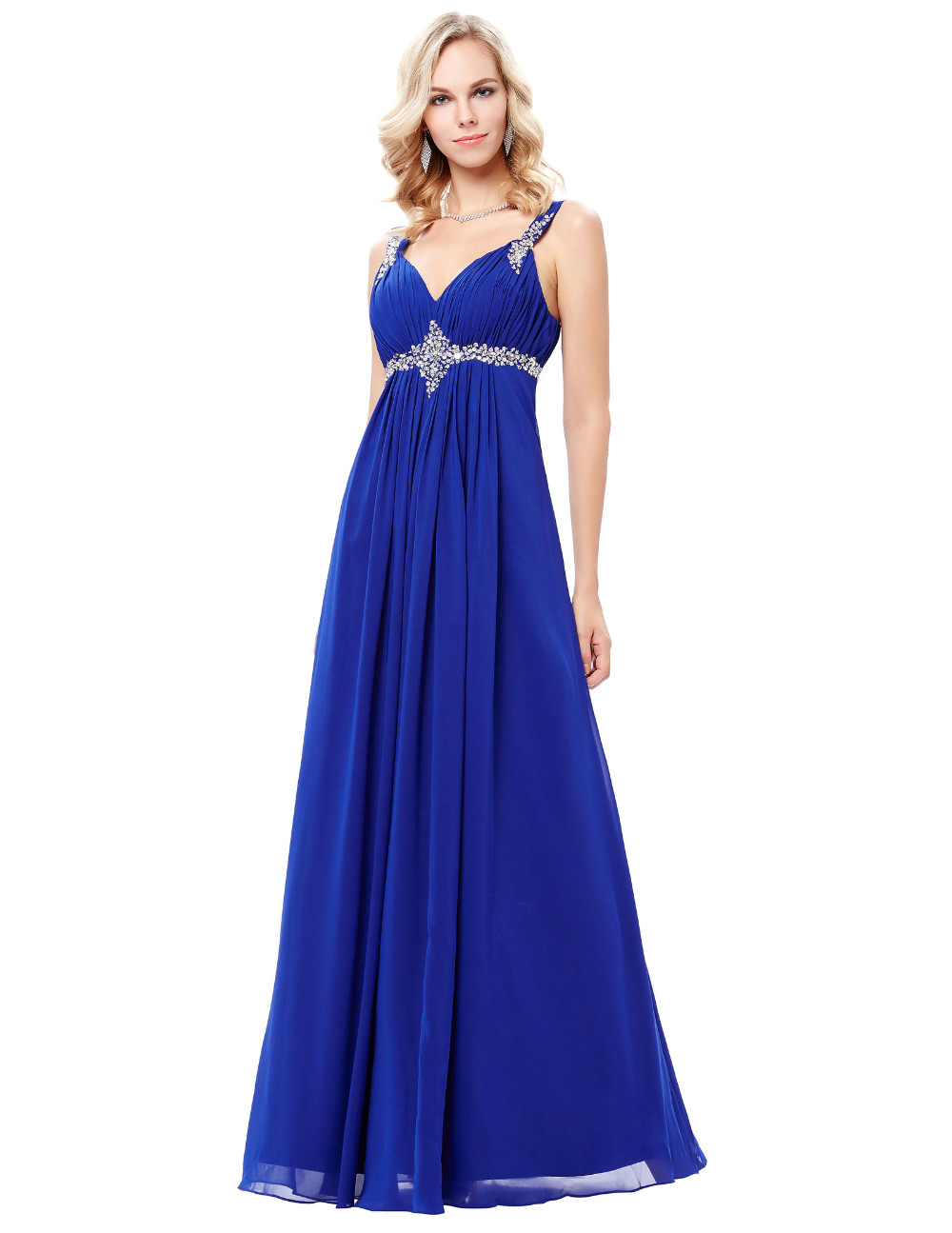 HTB1ZNj2OFXXXXXXapXXq6xXFXXX3Long Formal Dress Elegant Floor Length Chiffon Dress