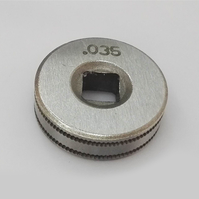 Roll Parts 0.8-0.9 Kunrled-Groove .030
