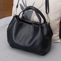 Genuine Leather Women's Handbags Luxury Handbags Women Shoulder Bags For Women Messenger Bags Cow Leather Bag Lady