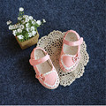 New 2016 Summer Kids Shoes fretwork Rhinestone Bow Baby Girls Sandals Soft Children First Walkers #2992