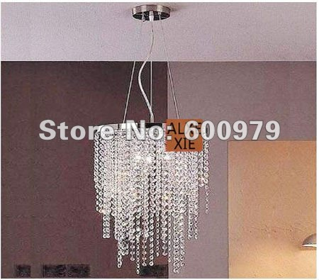 Free shipping modern lamp top crystal  pendant  light  bedroom lamp aslo for wholesale