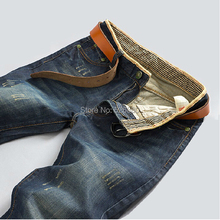 Мужчины стерео клипсатором хан издание джинсы, Мужчины в джинсы, Бутик джинсы размер 28 — 36