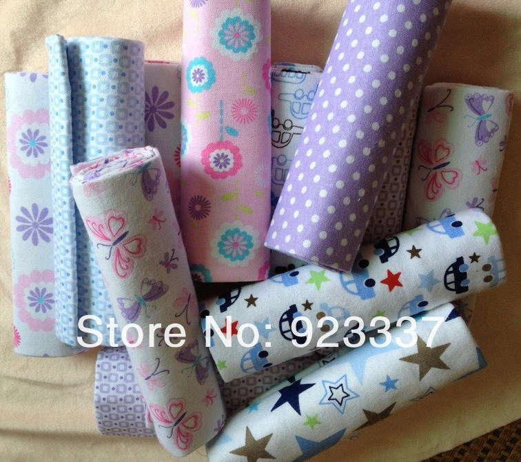 cotton flannel baby blankets/ cotton blanket / throws baby blanket grasping carpet free shipping 2pcs/lot