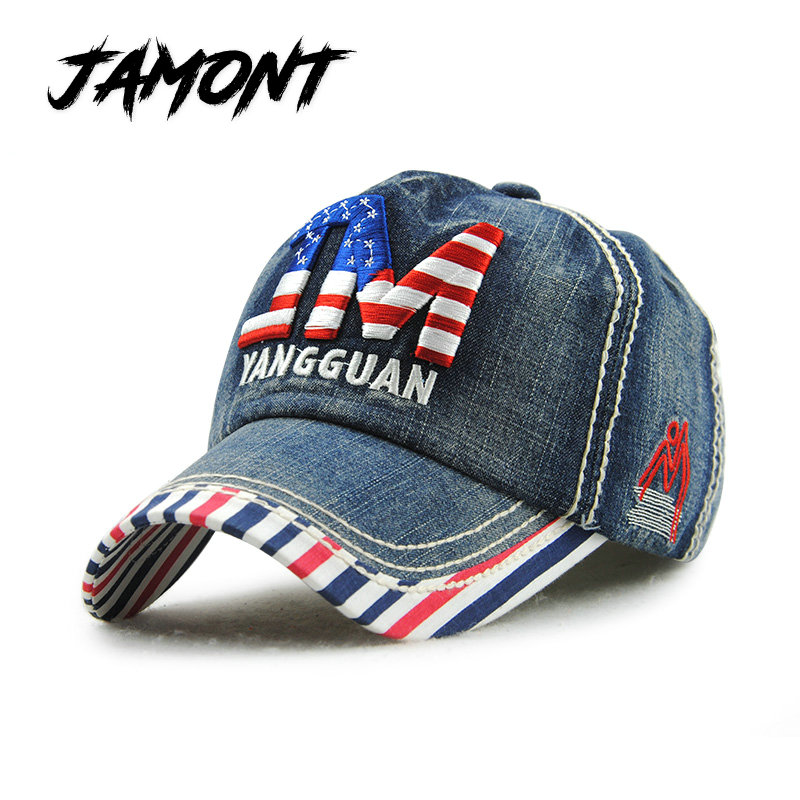 branded sports caps custom printed baseball vintage font high quality embroidered hat no minimum