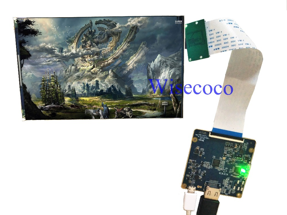 HDMI to MIPI Interface lcd driver board for 5 inch 720*1280  tft lcd display