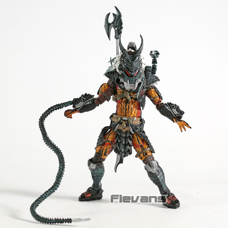 Image 5 - NECA Predator Clan Leader Dexlue Ver. Ultimate Action Figure Collectible Model ToyAction & Toy Figures   -
