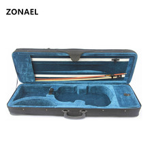 4/4 Violion Case Box Violin Bag Case Cover  Table Straps  Waterproof For Stringed Musical Instruments