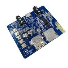 5 V Sans Perte MP3 WAV Décodeur Conseil Module Bluetooth Audio Récepteur Accessoires Audio de voiture avec USB TF MP3 WAV Décodage Conseil O2