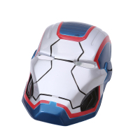 Iron Man Costume Mark 42 / Patriot With Muscles For Kids Child Halloween Cosplay (2 Designs) 4