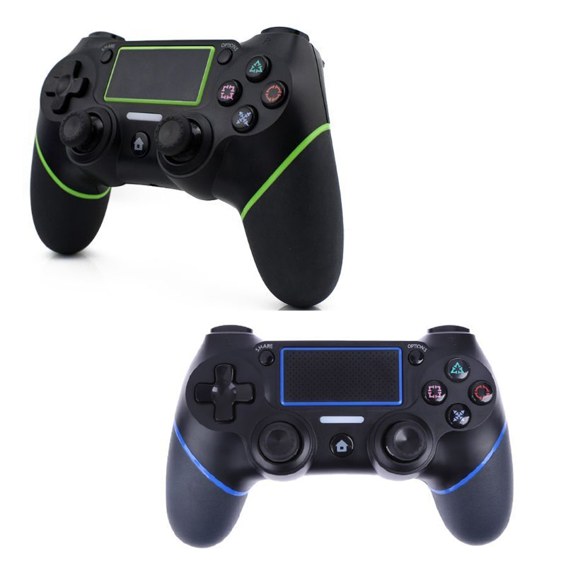 Bluetooth Wireless Gamepad For PS4 Gamepad Controller For Playstation Dualshock 4 Joystick Vibration 6 Axies For