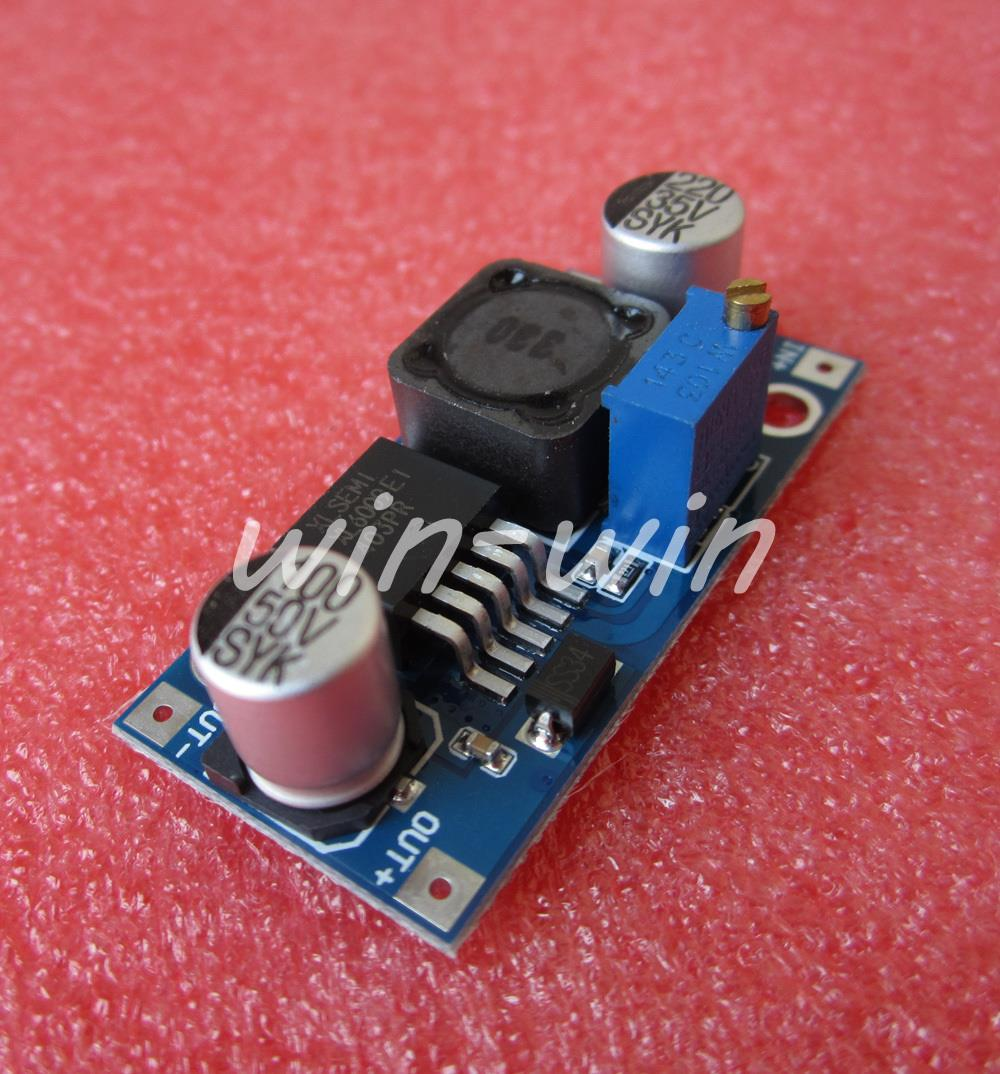 1pcs DC-DC Adjustable Step-up Power Converter Module XL6009 replace LM2577