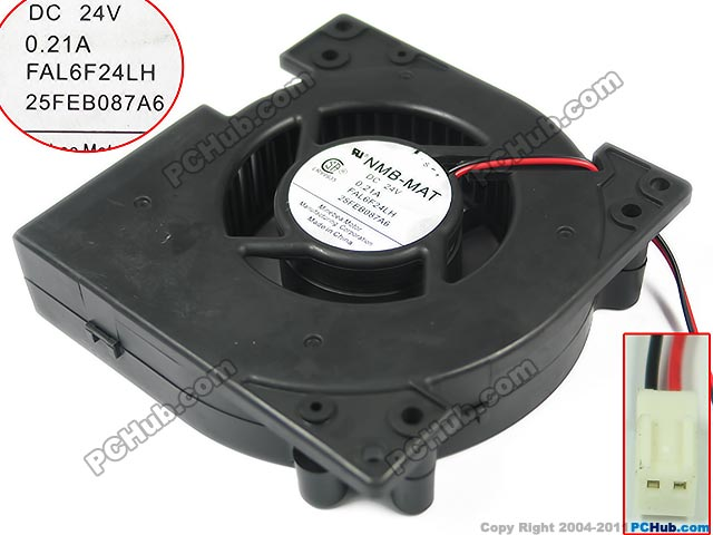 цены  Free Shipping For NMB FAL6F24LH DC 24V 0.21A 2-wire 2-pin 110x110x28mm Server Blower fan