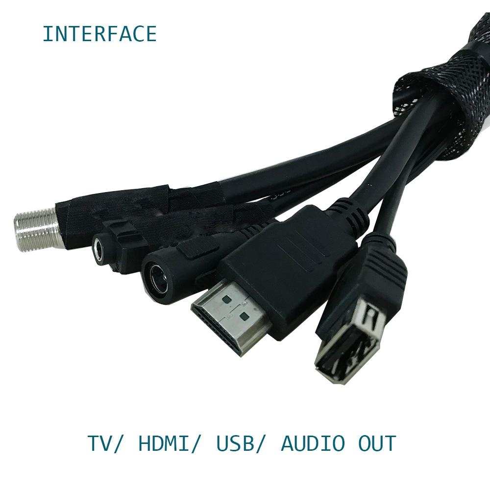 Souria IP66 19-banjë TV / Banjë Televizion / Pasqyrë Magjike - Audio dhe video në shtëpi - Foto 5