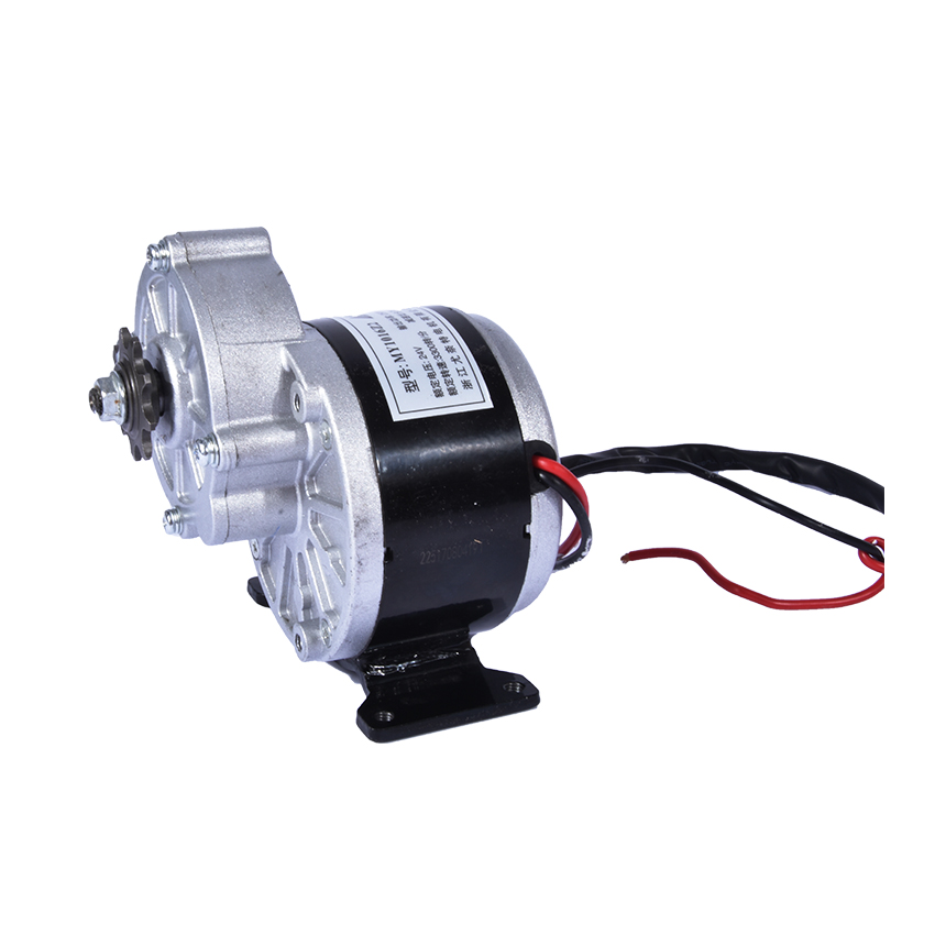 Free by DHL 1PC Hot  250w 24v gear motor ,brush motor electric tricycle ,DC gear brushed motor,Electric bicycle motor, MY1016Z2 computer intelligence racking machine