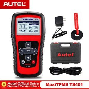 Image 5 - Autel TPMS Tool MX Sensor 433MHZ 315MHZ Car Tire Repair Tool Tyre Pressure Sensor Program by MaxiTPMS PAD TS401 TS601 MK808 TS